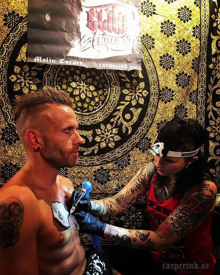 Carper Ink Iceland Tattoo Expo 2016