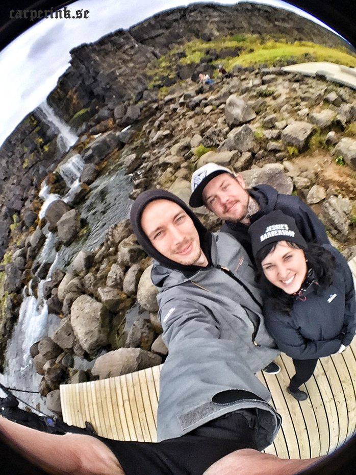 Carper Ink Road Trip Iceland