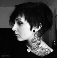 Carper ink Me Short Hair