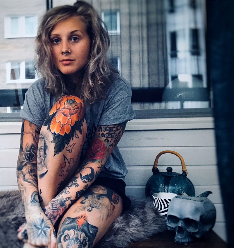 Malin Carper, Carper Ink